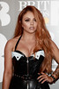 Jesy Nelson attends The BRIT Awards 2017 at The O2 Arena on February 22, 2017 in London, England. (Photo by John Phillips/Getty Images)