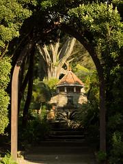 Shell House, Tresco Abbey Garden (seaslater) Tags: abbeygarden scilly shellhouse tresco througharch