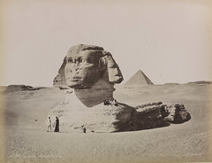 'Le Sphinx Armachis, Caire' (The Sphinx Armach...