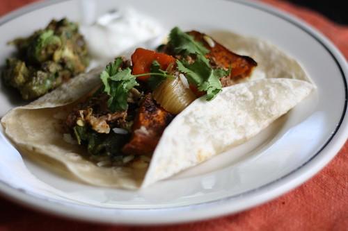 Braised Veal Burrito