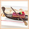 Gondola Dessert