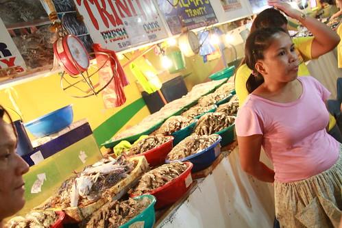 Fish Market - Gambas