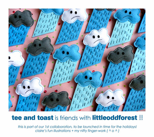 lof's collaboration with tee+toast!