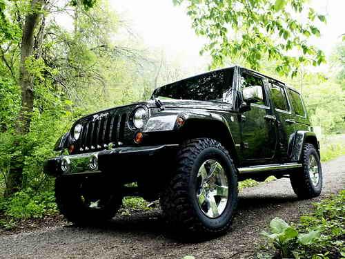Mopar Jeep Wrangler Ultimate 392