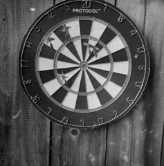 dart board strategy