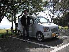 Mazda AZ WAGON with me