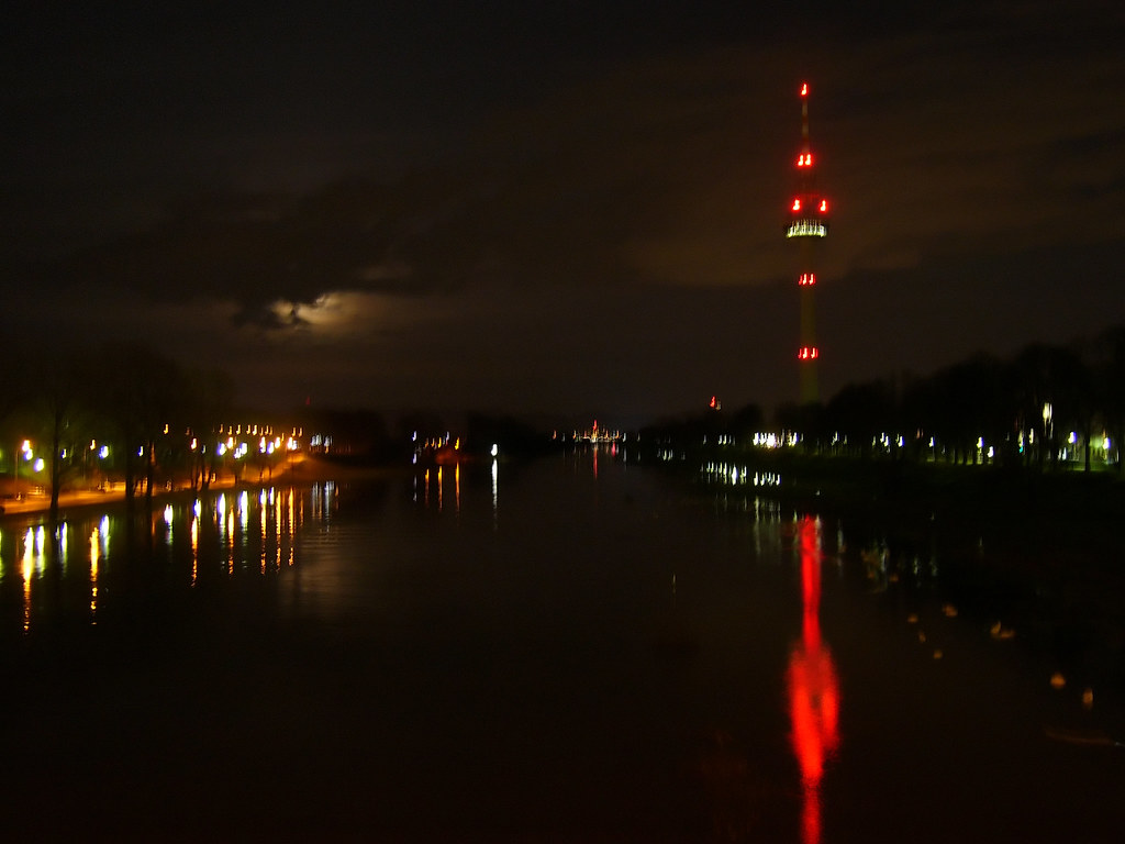 The World's Best Photos of mannheim and tvtower - Flickr