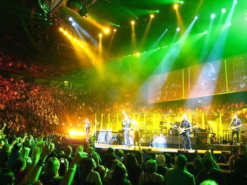 Bon Jovi Concert Stage by Anirudh Koul, on Flickr