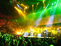 Bon Jovi Concert Stage (Anirudh Koul) Tags: show bon music canada rock concert tour bell quebec montreal live stage centre country crowd performance band center centerstage losthighway jovi bonjovi bellcentre bellcenter concertstage stageconcert allaboutbonjovi lastfm:event=388524