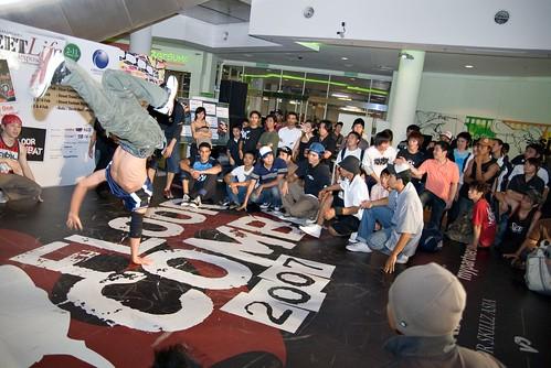 Floor Combat 2007