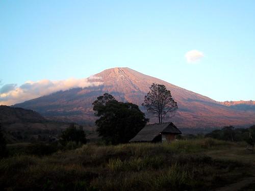 Rinjani Peak