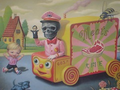 Mark Ryden Postbox (Don't get it twisted <3) Tags: pix mark aachen postbox ryden lilu