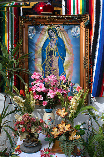 Decoracion Altar Virgen De Guadalupe ~ como decorar la virgen de guadalupe Car Tuning