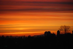 New Westminster - Cityscape sunset (Speck in Time) Tags: sunset canada bc bec newwestminster fpc mywinners anawesomeshot aplusphoto superbmasterpiece colourartaward