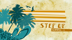 Step Up (deviantmonk) Tags: summer sun beach design surf waves palmtrees breeze deviantmonk