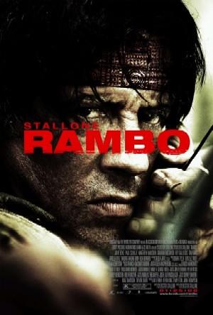 Rambo (2008) poster