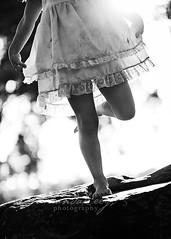 Lace and Legs di {amanda}