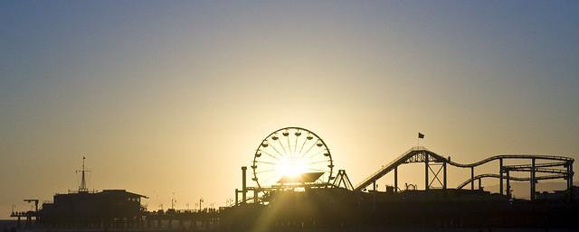 Santa Monica Pier 18