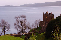 THE DEEP MYSTERIOUS WATERS OF LOCH NESS