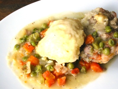 Chicken and Dumplings 3