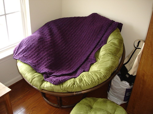Purple Dream Blanket 08