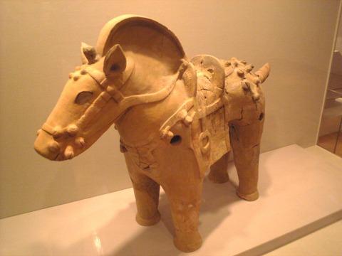 天理参考館-馬形埴輪