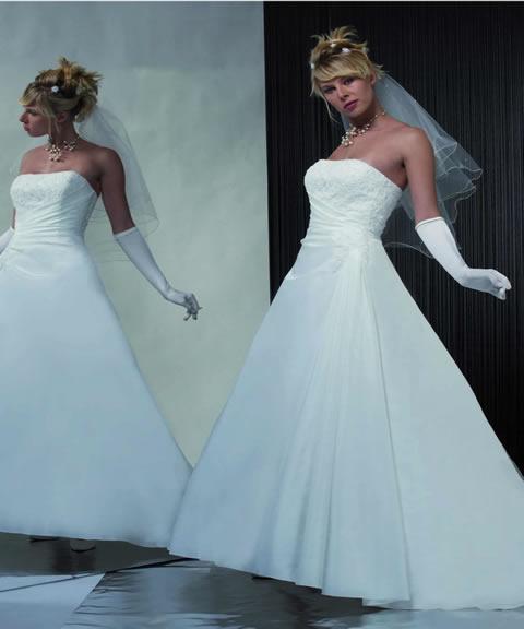 Trajes de novia baratos-QuetscheA