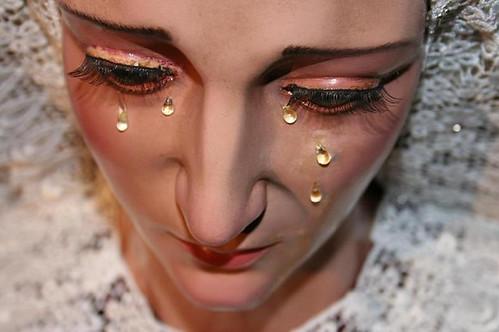 La Virgen de las Lágrimas