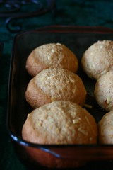 Apple Coconut Sourdough Bread 01