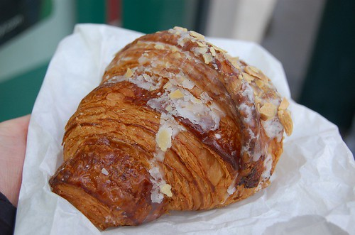 The best croissant I've ever had.