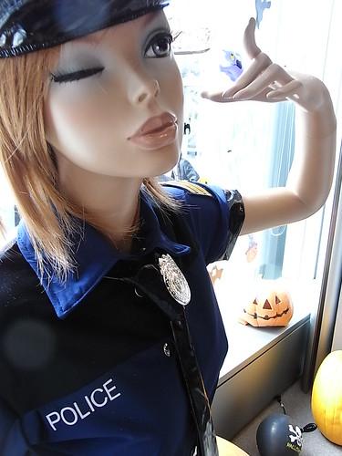 逮捕しちゃうぞ!