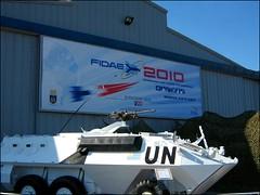 MOWAG ONU | FIDAE 2008 (Pablo C.M || BANCOIMAGENES.CL) Tags: chile santiago f16 combate b1 2010 aviones scl f15 pudahuel fach fuerzaaerea fidae bicentenario fidae2008