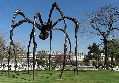 Araignée Tuileries