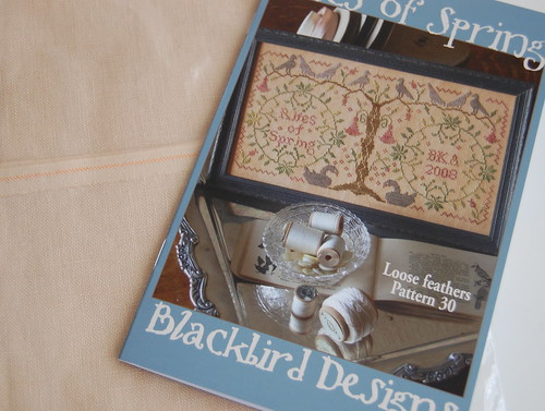 Blackbird Designs Rites of Spring
