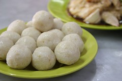 Hainanese Chicken Rice Balls by Kirk Siang