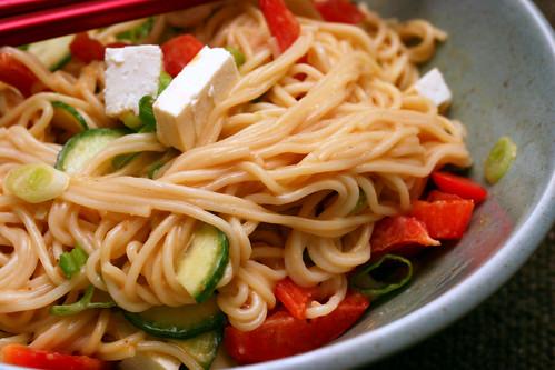 peanut sesame noodles | smitten kitchen
