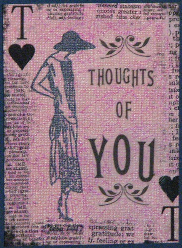 ATC - Thoughts of You - Circa 1917