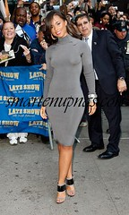 alicia keys letterman