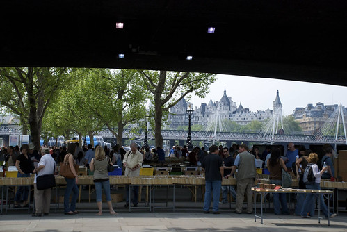 Southbank Centre Book Market 06