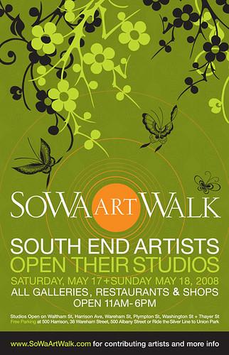 SoWa ART Walk