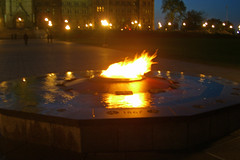 Centennial Flame Photo
