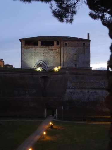 Bastione Fortezza - Cassero Senese (Grosseto)