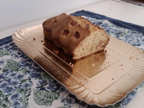 Cake vaniglia e fragole