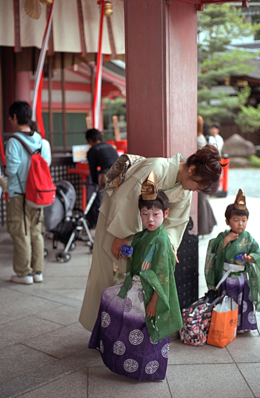 Lives and stills, in Kyoto