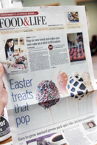 Easter treats that pop