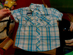 Summer clothes for godson H