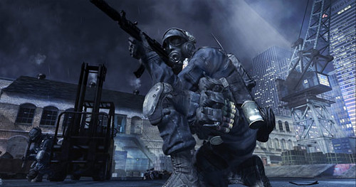 Modern Warfare 3 Balanced Multiplayer, Matchmaking, Hotspots and Restricted Party Chat