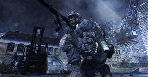 E3 2011 - Call of Duty: Modern Warfare 3 Preview