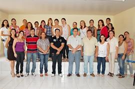 Conselho do Fundeb toma posse na Secretaria de Educação em Itapetim by portaljp