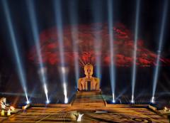 Aida at Masada (A   M) Tags: show travel light sea art festival dead israel opera desert  masada deadsea aida  judea  setdesign     2011            compulite masadaisrael          aviyonabueno vectorredcompulite     2014 2014